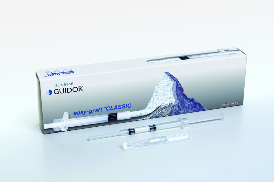 easy-graft™ 400, 500-1000 µ, набор из 1 шприца х 0,4 мл, №C11-005
